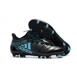 Adidas x 17.1 FG Scarpa da Calcetto - Nero Blu