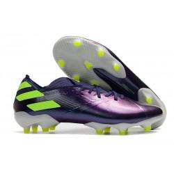 adidas Performance Nemeziz 19.1 Fg - Viola Verde