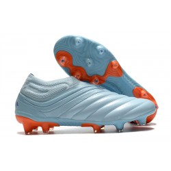 adidas Scarpe Copa 20+ FG Cielo Blu Team Royal Corallo Signal