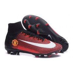 Nike Mercurial Superfly V FG Scarpe - FC Manchester United