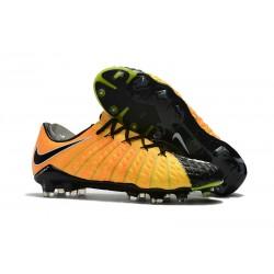 Nike Hypervenom Phantom 3 Scarpe Da Calcetto Con Tacchetti - Giallo Nero