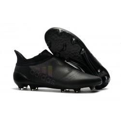 Nuove Scarpe da Calcio adidas X 17+ Purespeed FG - Nero