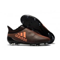 Nuove Scarpe da Calcio adidas X 17+ Purespeed FG - Marrone