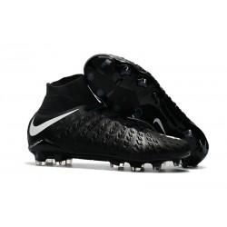 Scarpe Nike Hypervenom Phantom 3 Dynamic Fit FG - Nero Bianco