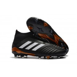Scarpe Calcio Adidas Predator 18+ FG Skystalker Pack - Nero Oro