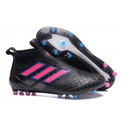 Adidas ACE 17+ PureControl FG Scarpe da Calcio - Nero Rosa