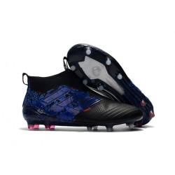 Scarpa Adidas ACE 17+ PureControl FG Dragon - Nero Blu
