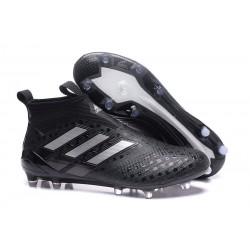 Scarpa Adidas ACE 17+ PureControl FG Uomo - Nero Metallico