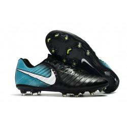 Nike Tiempo Legend VII FG Scarpe da Calcio Uomo - Nero Blu