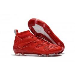 adidas Predator Accelerator DB FG Scarpe da Calcio - Rosso