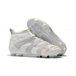 adidas Predator Accelerator DB FG Scarpe da Calcio - Bianco