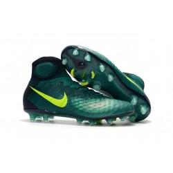 Nike Scarpa Magista Obra 2 FG ACC Uomo - Verde