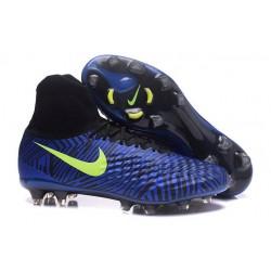 Nike Nuove Magista Obra II FG Scarpini da Calcio - Blu