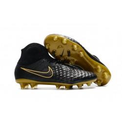 Nike Magista Obra 2 FG Scarpe da Calcetto - Nero Oro