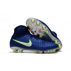 Nike Magista Obra II Dynamic Fit FG Scarpa - Blu