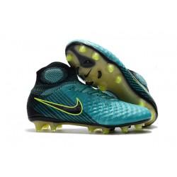 Nike Magista Obra II Dynamic Fit FG Scarpa - Blu Nero