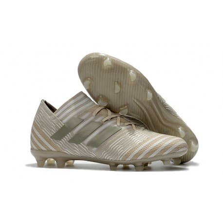 scarpe da calcio adidas beige