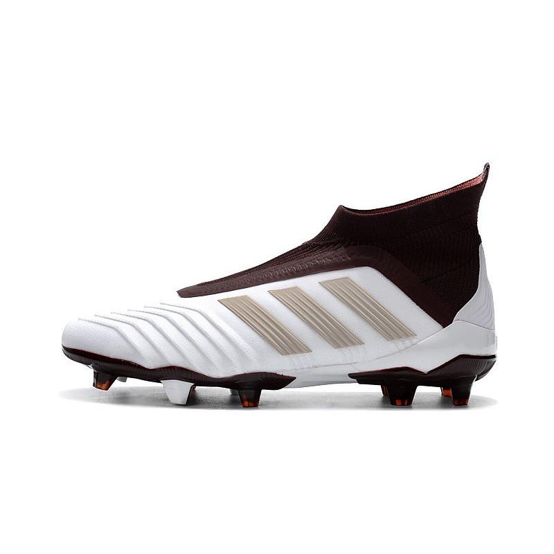 scarpini calcio Marrone