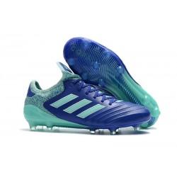 adidas Copa 18.1 FG Nuovo Scarpe da Calcio - Blu