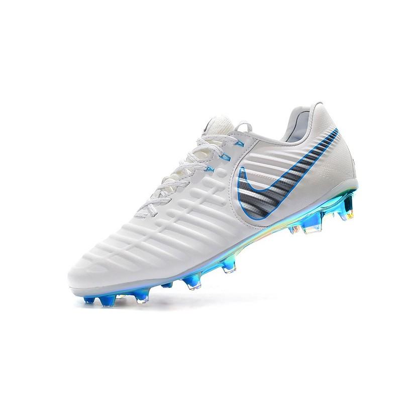 471e7b013429a9 Nike Acc Bianco Calcio Da Fg Vii Legend Tiempo Blu Scarpe Eq4UwCf