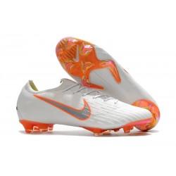Scarpe Coppa del Mondo 2018 Nike Mercurial Vapor XII FG - Arancio Bianco