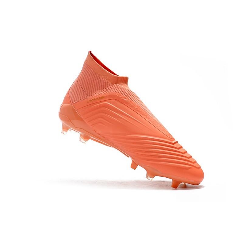 Adidas Predator 18+ FG Scarpa da Calcio Copa Mundial 2018 Rosa