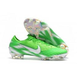 Scarpe Coppa del Mondo 2018 Nike Mercurial Vapor XII FG - Verde Argento