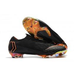 Scarpe Coppa del Mondo 2018 Nike Mercurial Vapor XII FG - Nero Arancio