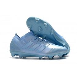 Coppa del Mondo Scarpa adidas Nemeziz 18.1 FG - Blu
