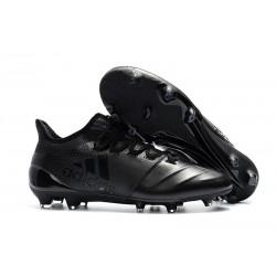 Adidas Scarpe Calcio X 17.1 FG Techfit - Tutto Nero