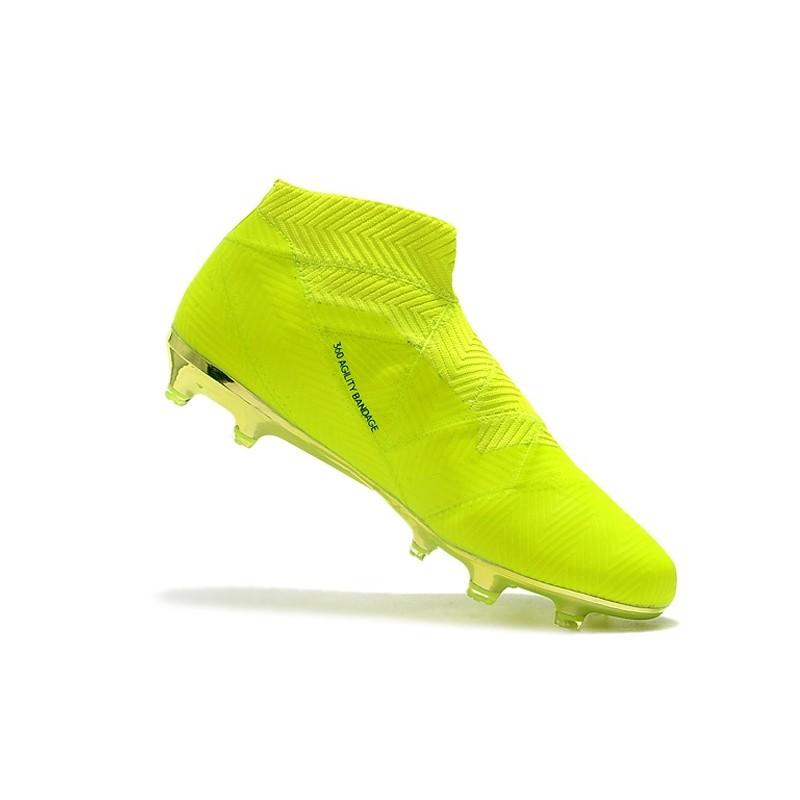 scarpe calcio adidas nemeziz nere