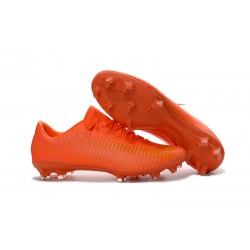 Nike Mercurial Vapor 11 FG ACC Scarpe da Calcetto - Tutto Arancio