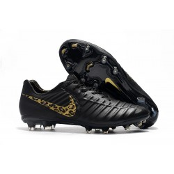 Nike Tiempo Legend 7 Elite FG Scarpa Uomo - Nero Safari