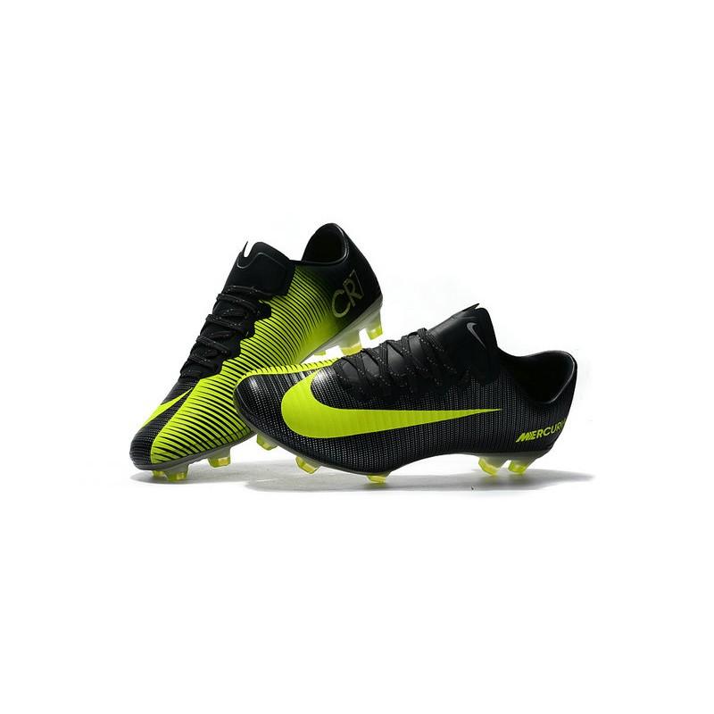 new product 1f30a df8af Verde Mercurial 11 Calcetto Scarpe Vapor Nero Acc Fg Da Nike zTnWqF1Zq