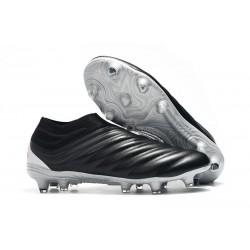 Adidas Nuovo Scarpe da Calcio Copa 19+ FG - Nero Rosso