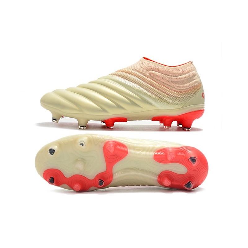 Rosso Bianco Da Nuovo Calcio Scarpe 19Fg Adidas Copa zVLSMGqUpj