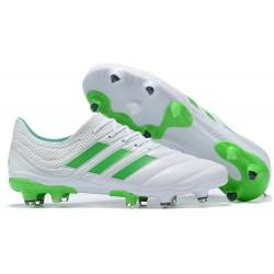 adidas Copa 19.1 FG Scarpe da Calcio - Bianco Verde