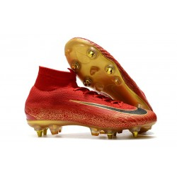 Cristiano Ronaldo CR7 Nike Mercurial Superfly VI Elite Anti-Clog SG-Pro