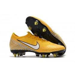 Scarpa Nike Mercurial Vapor XII SG-Pro Anti Clog Neymar Giallo