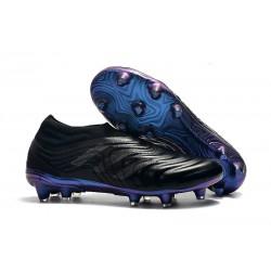 Adidas Nuovo Scarpe da Calcio Copa 19+ FG - Nero Blu