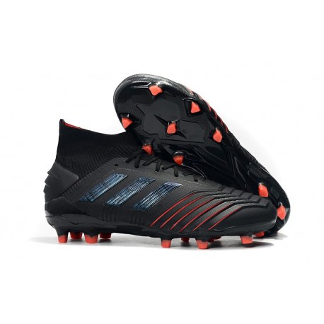calcio ADIDAS scarpe da calcio predator 19.1 fg nero uomo