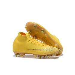 Scarpe Nike Mercurial Superfly 6 Elite Anti-Clog SG - Giallo Oro