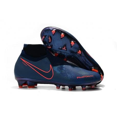 Nike Phantom VSN DF FG Scarpe da Calcio Uomo - Fully Charged