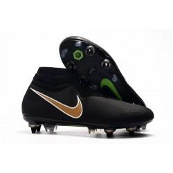 Nike Phantom VSN Elite DF SG-Pro AC Nero Oro