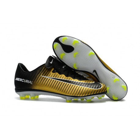 14db6dc33 Scarpe da Calcio Nike Mercurial Vapor XI FG Uomo - Giallo Nero
