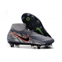 Nike Phantom VSN Elite DF SG-Pro AC Grigio Argento