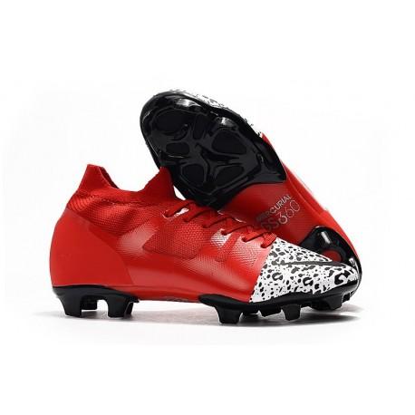 Nike Mercurial GS2 360 Scarpa da Calcio Rosso Bianco