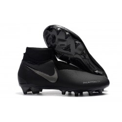 Nike Phantom Vision Elite Dynamic Fit FG Scarpa - Negro
