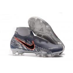 Nike Phantom VSN DF FG Scarpe da Calcio Victory Pack Grigio