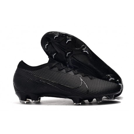 Scarpe da calcio Nike Mercurial Vapor XIII Elite FG Under The Radar Nera